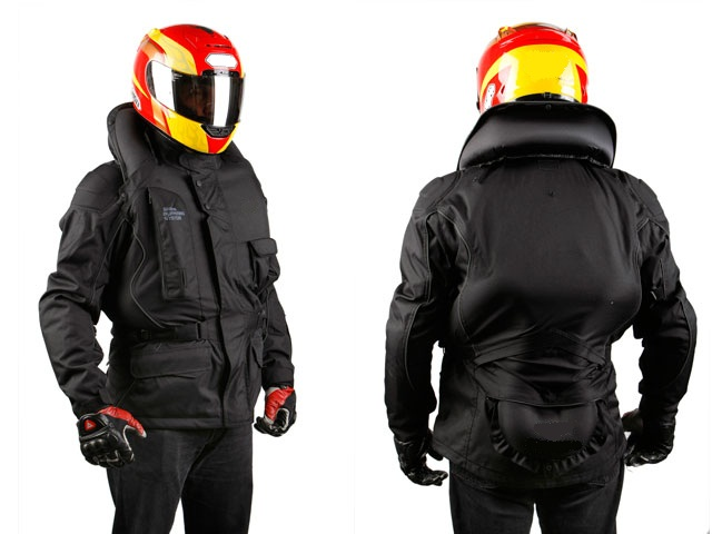 les gilets airbag le plus de la protection du motard motards idf. Black Bedroom Furniture Sets. Home Design Ideas