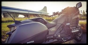 © Motards-IDF - Test Honda F6B - 05 Arriere droit
